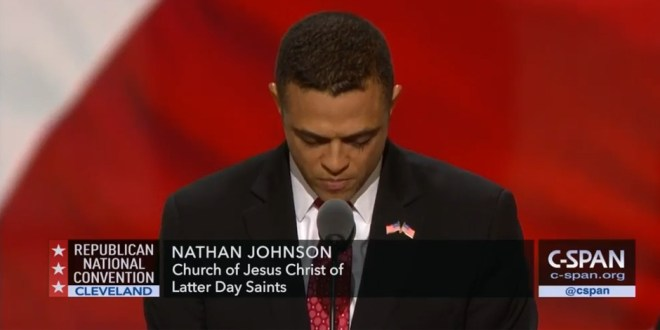 A Mormon Was Asked to Open Day 3 of the Republican National Convention