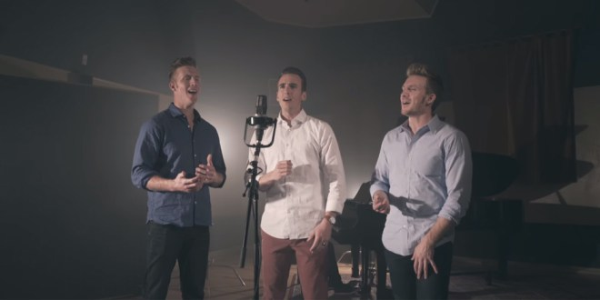 """GENTRI Covers Chicago's """"Hard to Say I'm Sorry"""""""