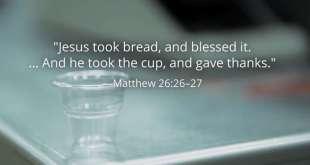 Watch LDS Sacrament Cups Being Made!