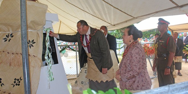 King of Tonga Unveils Monument to Honour Arrival of First Mormon Missionaries