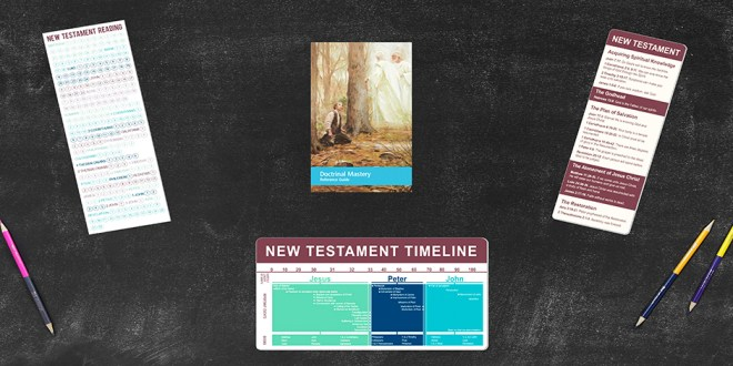 Seminary Teachers! Here's Everything You Need for the 2016-2017 Year.