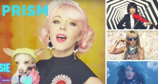 """Lindsey Stirling's New Music Video """"Prism"""" is a Bright Spectacle"""