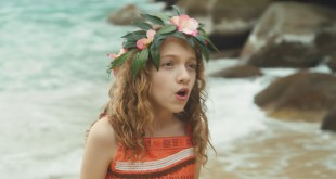 11-Year-Old LDS Singer Brings Popular Moana Song to Life