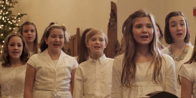 """One Voice Children's Choir Joins With Japanese Ensemble to Sing """"I am a Child of God"""""""