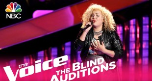 14-Year-Old LDS Singer Aaliyah Rose Makes NBC's The Voice
