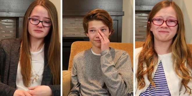 Grandchildren of Senior Missionary Injured in Terrorist Attack Speak Out in Touching Video