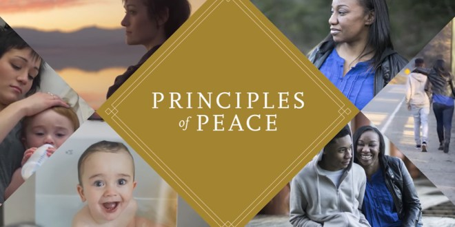 How to Use the Church's #PrinceOfPeace Videos During Holy Week