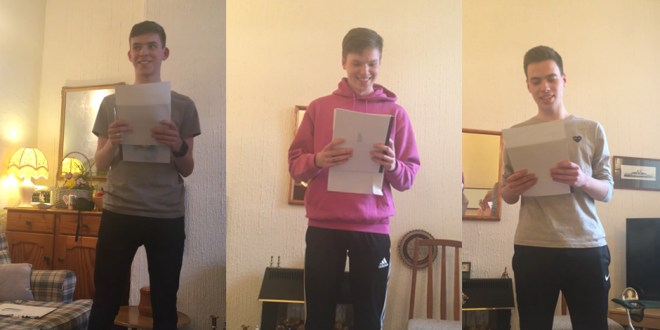 Watch These LDS Triplets Open Their Mission Calls Together