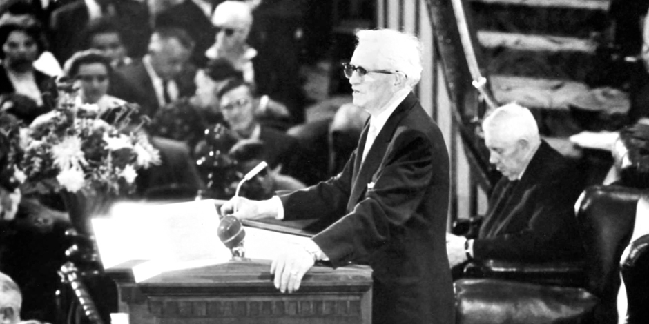 10 Ways General Conference Has Changed Over The Years