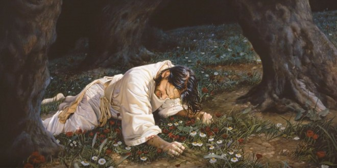 The Most PAINFUL Painting of Jesus Christ's Atonement