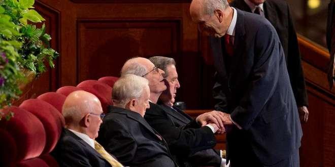Elder Robert D. Hales Funeral Arrangements Announced
