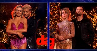 Lindsey Stirling Places Second on Dancing with the Stars