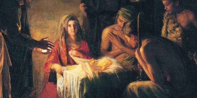 What Does the Birth of Jesus Christ Mean to You?