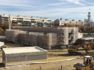 Courtesy of Construction of Lisbon Temple Facebook page | MEETINGHOUSE