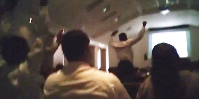Watch These Reactions to the Managua Nicaragua Temple