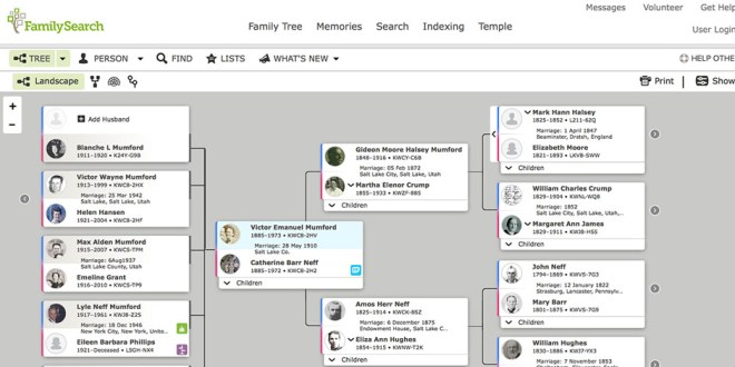 FamilySearch.org to Redesign Site to Include Same-Sex Relationships