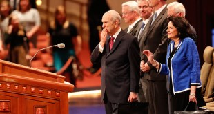 President Nelson Challenges Youth to Participate in 'Greatest Cause' on Earth