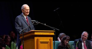 President and Sister Nelson Speak to Thousands in Central and Eastern Canada