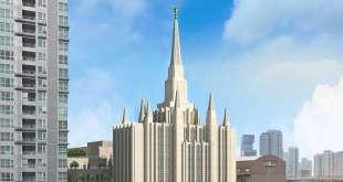 Church Announced Groundbreaking for Bangkok Thailand Temple