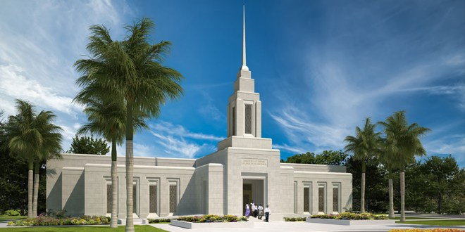 Dedication Dates Announced for the Haiti Temple