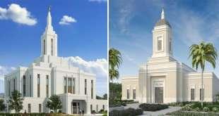 Pocatello Idaho & Yigo Guam Temple Groundbreakings Announced