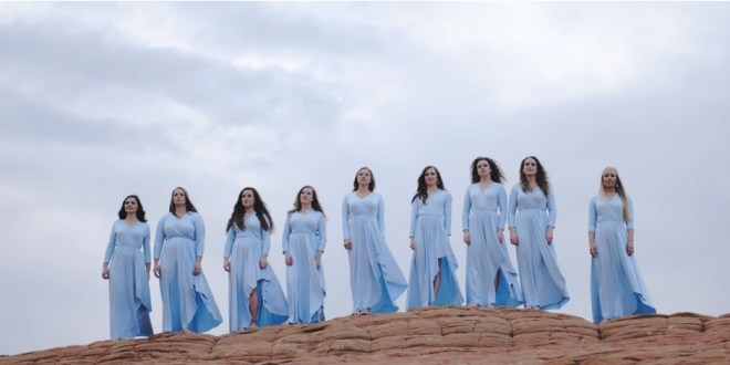 """BYU Noteworthy's Beautiful Cover of """"I Can Only Imagine"""""""