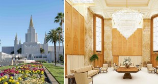 Here's Your First Look Inside the Renovated Oakland Temple