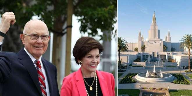 Oakland California Temple Rededicated