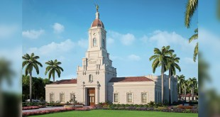 Groundbreaking Scheduled for the Puebla Mexico Temple