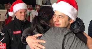 David Archuleta Joins Secret Santa to Deliver $15,000 in Emotional Video