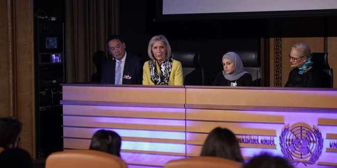 Primary General President Speaks at the UN in Geneva
