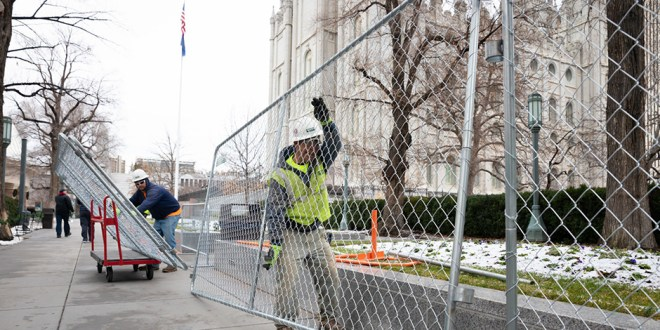 Salt Lake Temple Officially Under Construction as Decommissioning Begins