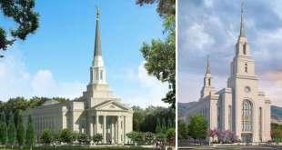 Virginia, Utah, & Philippines Temple Groundbreaking Dates Announced