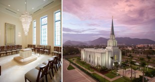 Here's Your First Look Inside the Rio de Janeiro Temple