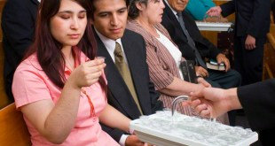 The Rules About Administering The Sacrament at Home