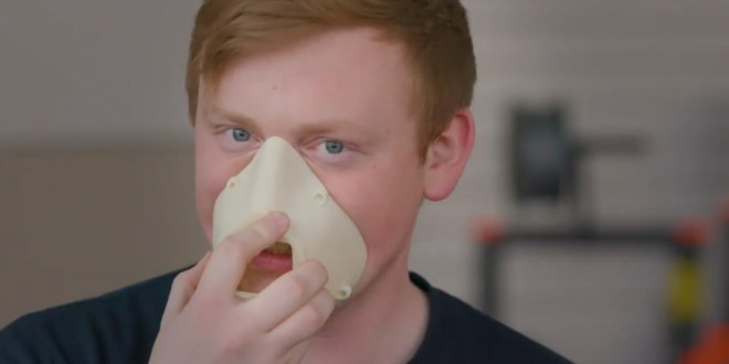 Watch BYU Engineers 3D Print Masks for First Responders, Healthcare Workers