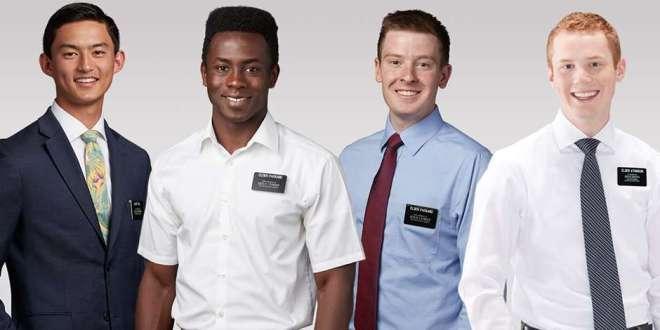 Church Announces New Dress Standards for Elder Missionaries