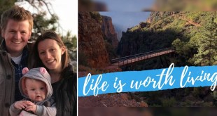Life Is Worth Living - Seth Adam Smith's Message for Hard Times