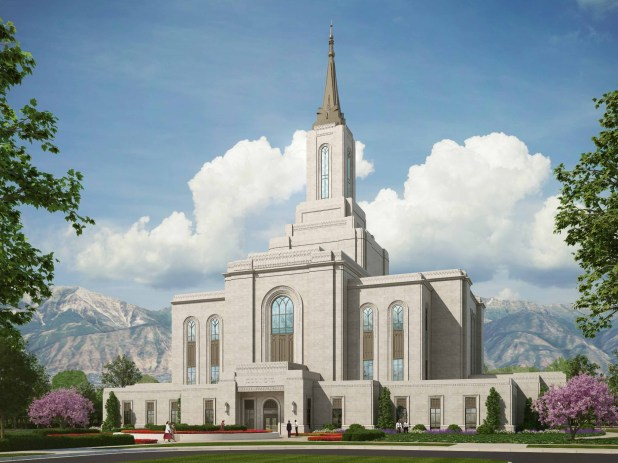 Groundbreaking Date Announced for Orem Utah Temple