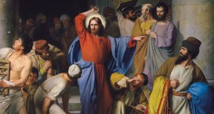 Why Jesus' Anger Isn't an Excuse for Abusing Our Own