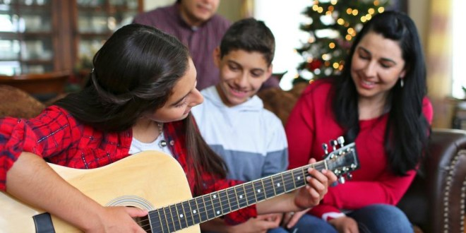 How to Join the Church's Virtual Christmas Performances