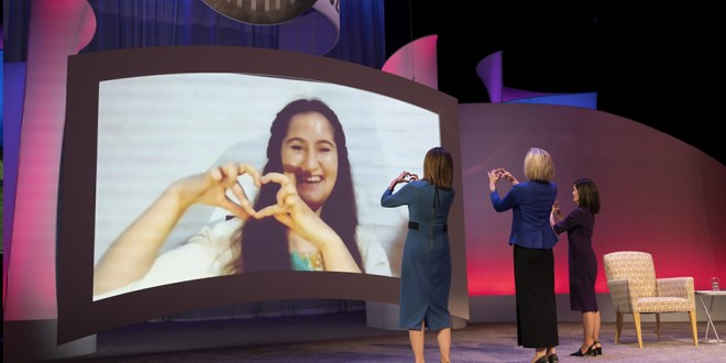 Young Women Celebrate 150 Years With Face to Face Broadcast