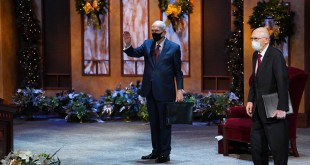 Annual Christmas Devotional Brings Cheer After Long Year
