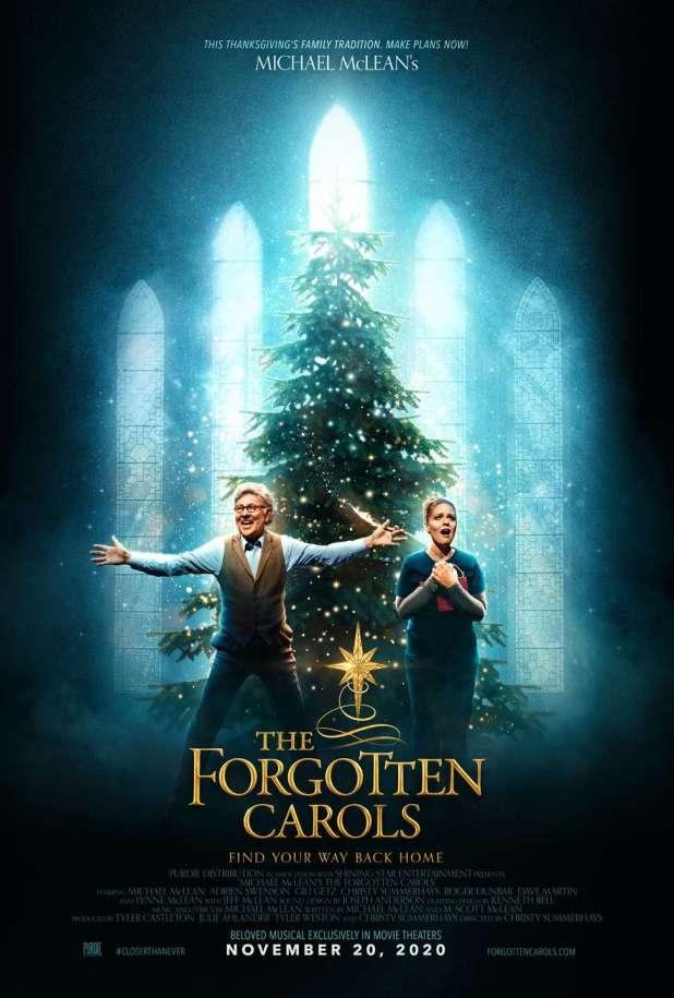 The Forgotten Carols Movie Poster