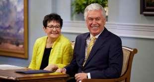 Elder Uchtdorf Encourages Missionaries to Embrace Technological Advances