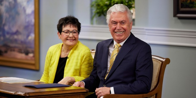 Elder Uchtdorf Encourages Missionaries to Embrace Technological Advances
