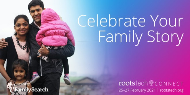 How to Participate in RootsTech Connect 2021