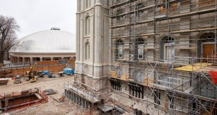 New Photos from Salt Lake Temple Renovation