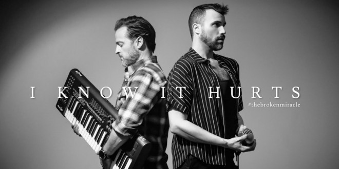 """Paul Cardall & Tyler Glenn Release Soul-Stirring Song """"I Know It Hurts"""""""