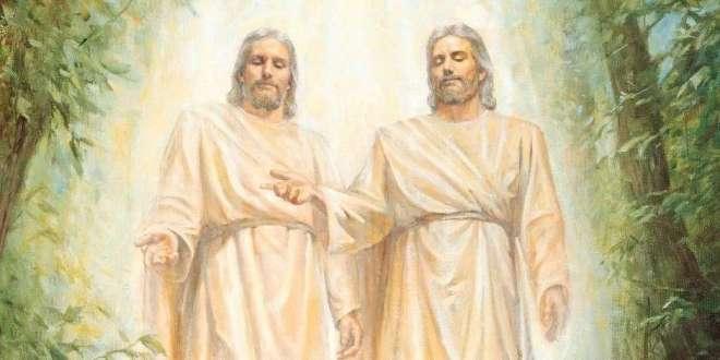 Does God Have a Body?   10 April 2021